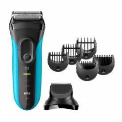 Braun S3 3010BT vandeniui atspari reguliuojama barzdaskutė