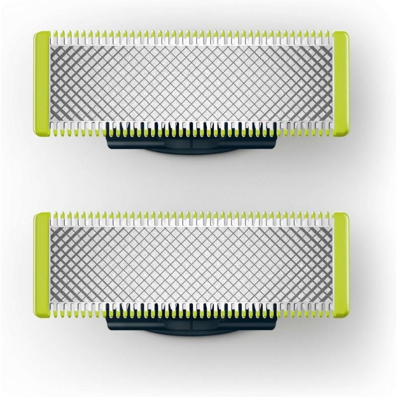 Atsarginiai peiliukai Philips OneBlade QP220 keičiamos galvutės peiliukai (One blade QP 220)