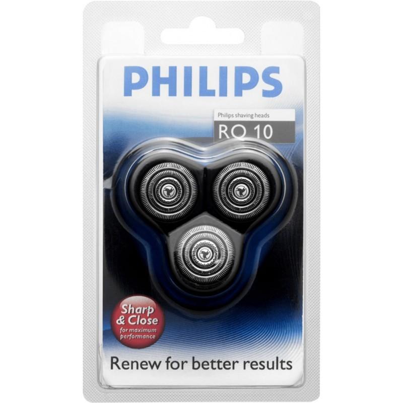 Philips RQ10 keičima rotorinė barzdaskutės galvutė (RQ 10)