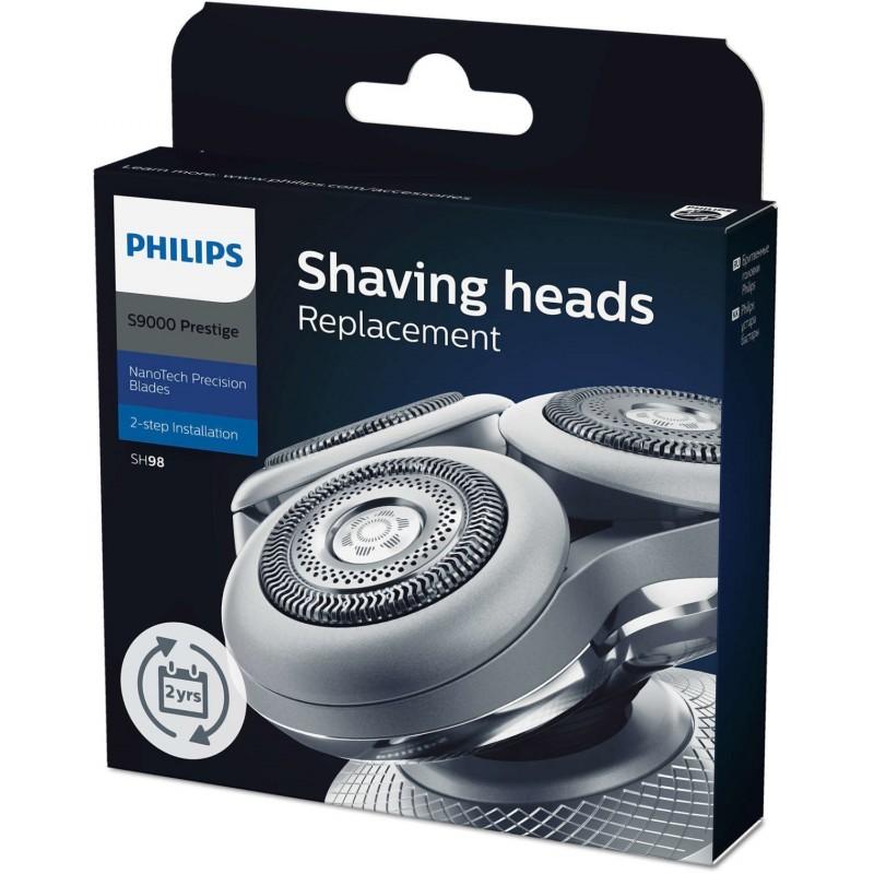 Philips SH98 keičiamos peiliukų galvutės 9000 (SH 98)