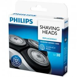 Philips SH30 keičiamos peiliukų galvutės Series 3000 (SH 30)