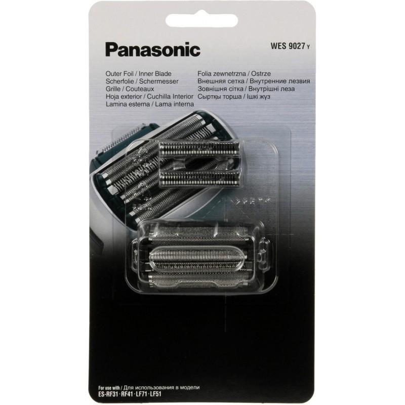 Panasonic WES 9027 keičiama barzdaskutės galvutė