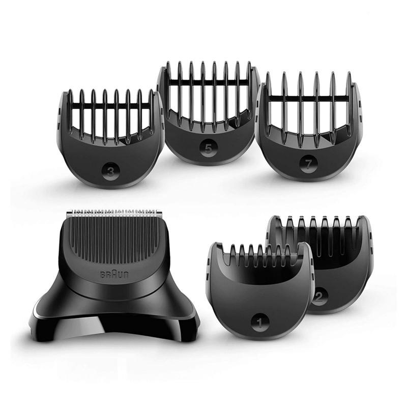 Braun BT32 barzdos formavimo priedų rinkinys 3 serijos barzdaskutėms