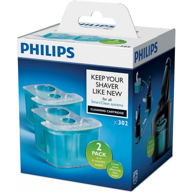 Valymo kasetės Philips JC302-50