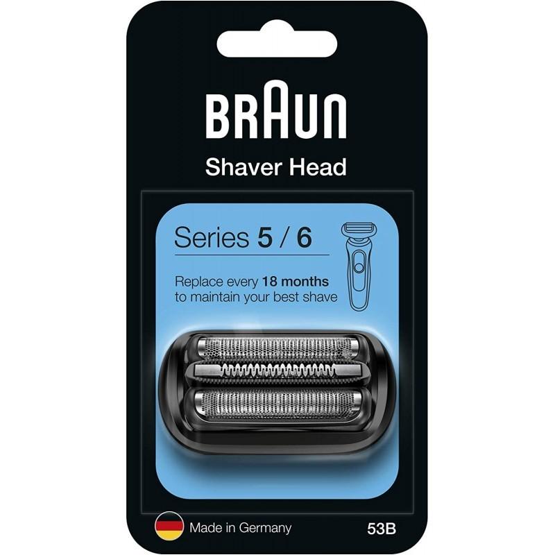 Skutimo galvutė BRAUN 53B 5 ir 6 serijos barzdaskutėms 50 60