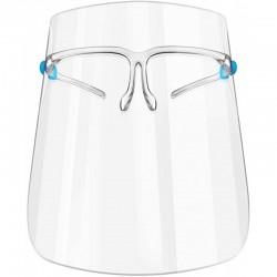 10vnt gerų apsauginių skydelių veidui  - skydeliai kaukės